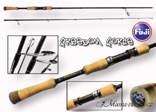 Crazy Fish Freedom Force 682ULT 1,5-7G 210CM