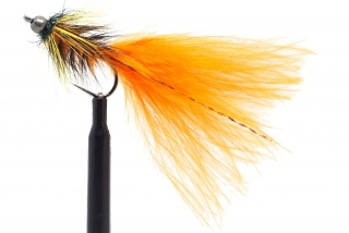 Woolly Bugger orange killer