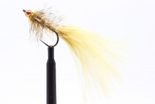 Woolly Bugger light yellow
