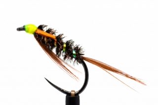 Hot sunburst diawl bach