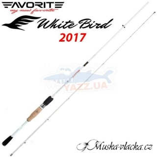 White Bird 2,04m 682UL-S 1-7g